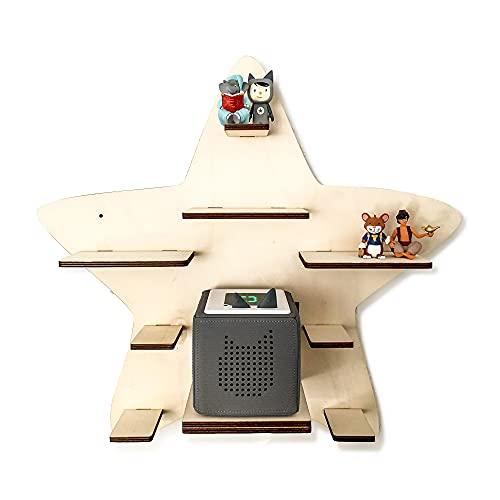 DIY Regal Stern für die Musikbox passend für Toniebox Kinder Baby Zimmer...