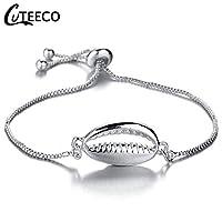Aj3237-2 Cuteeco Mode Européenne Bracelets Pour Femme Zircon Cubique Infini Tennis Bracelet Femme Bijoux Cadeau Livraison Directe