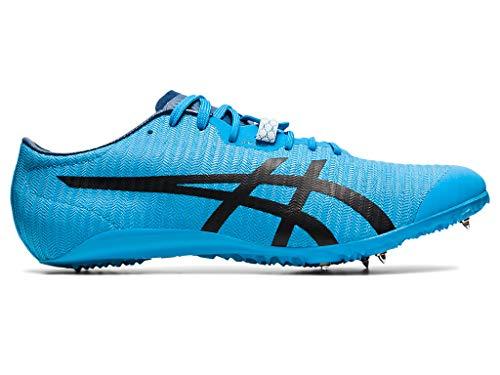 ASICS Unisex Sonicsprint Elite 2 Track & Field Shoes, 9.5W, Digital Aqua/Black