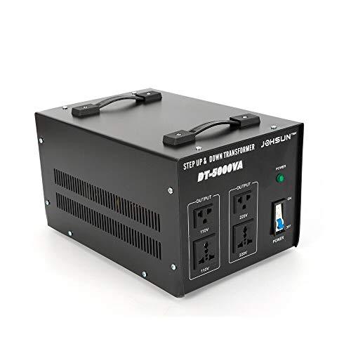 Wechselrichter 220-230V Spannungswandler Transformator auf 110V 1000W 2000W 5000W Stromwandler