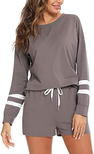 Ladies 2 Piece Plus size Track Suits lightweight lounging set Sexy teen pajamas roomy sleepwear product image