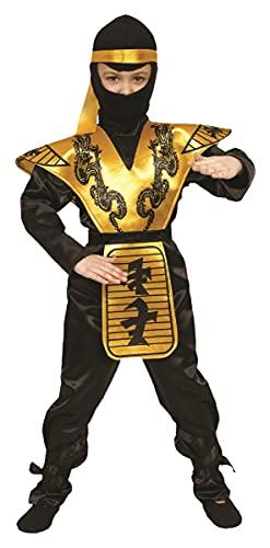 Dress Up America Ensemble de costumes pour enfants Deluxe Ninja