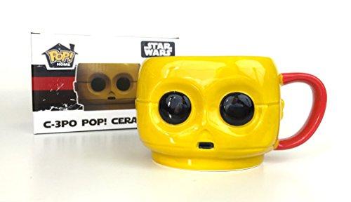 POP! Home C-3PO Pop! Taza de ceramica