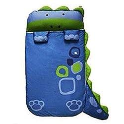 6. EsTong Kids Lightweight Character Sleeping Bag
