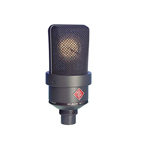 Neumann TLM 103 mt Anniversary | Cardioid Large Diaphragm Condenser Microphone Anniversary Edition Matte Black
