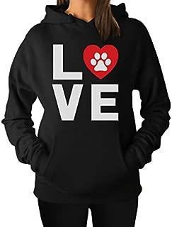Best black dog womens sweatshirt Reviews