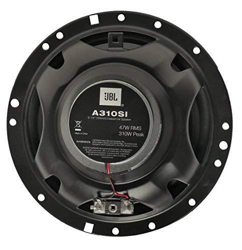 JVC CS-J620 Koaxial Lautsprecher (16 cm, 2-Wege) schwarz