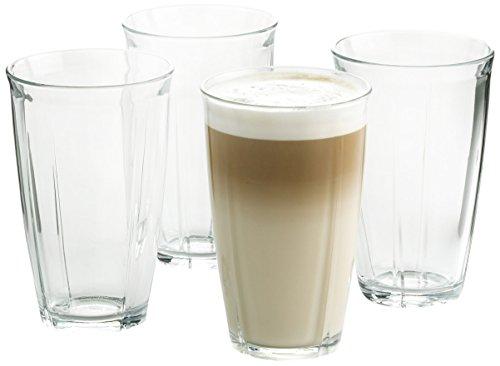Rosendahl 25168 Grand Cru Soft - Vaso para cafés con Leche (4 Unidades, 48 cl)