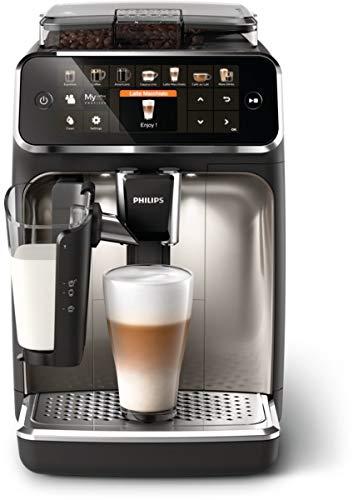 Philips, Automatyczny ekspres do kawy 5400 Series, Chrom, EP5447 90