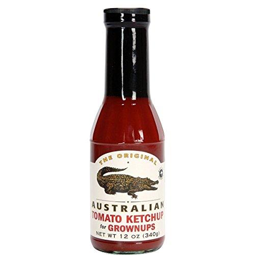 The Original Australian - Tomato Ketchup for Grownups - 355 ml