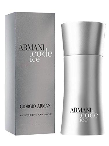 Armani Code Ice Eau de toilette 50 ml uomo - 50ml