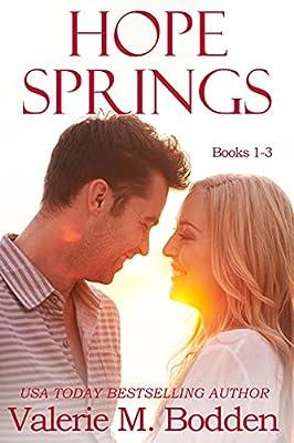 Hope Springs Books 1-3: A Christian Romance Box Set (Hope Springs Box Sets Book 1)