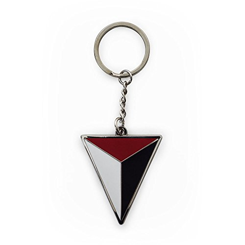 UNCHARTED - SHORELINE TRIANGLE LOGO KEYCHAIN