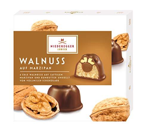 Niederegger Marzipan Pralinés 'Walnuss', 2er Pack (2x 102 g)
