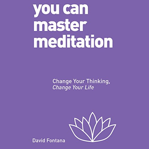 You Can Master Meditation audiobook cover art