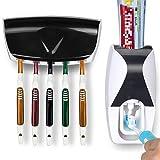 Dosificador de pasta dental con soporte de cepillos - PARA TODA LA FAMILIA