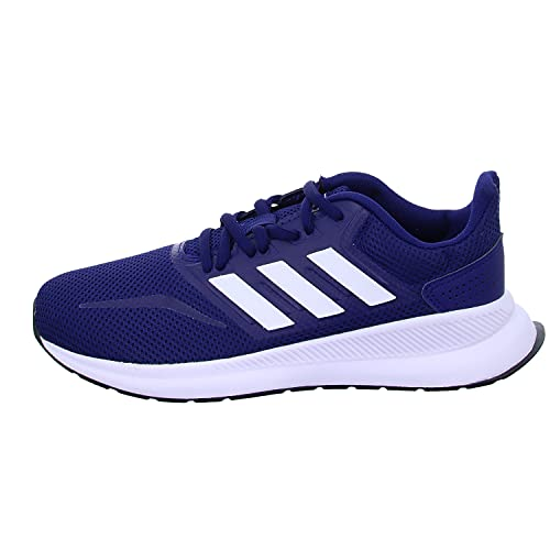 adidas Solar Boost 19 M, Zapatillas para Correr, Glory Blue/FTWR White/Signal Green, 37 1/3 EU
