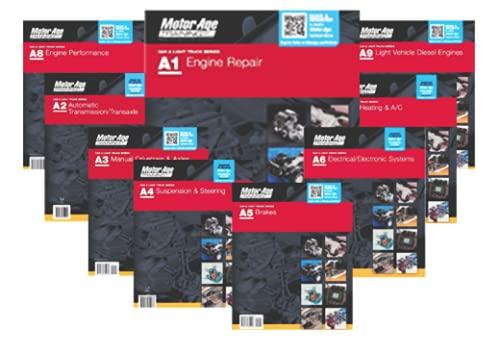 ASE Certification Test Prep - Car/Light Truck Study Guide...