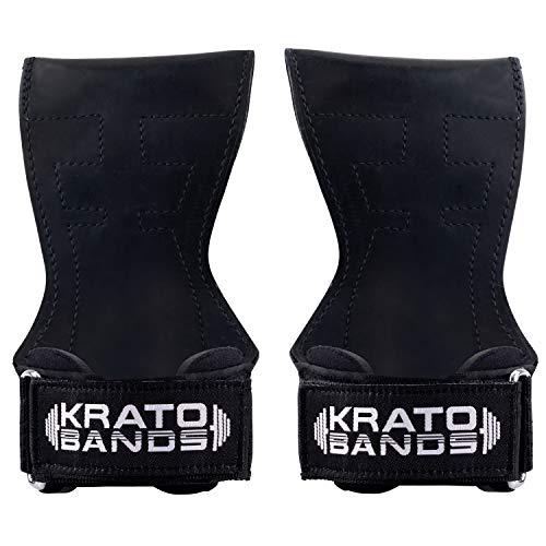 Krato Kevlar Lined Versatile Lifting Straps | Grips Bands