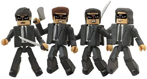 ordene ahora los precios más bajos Diamond Select Toys Kill Bill Bill Bill Minimates  Crazy 88 Box Set by Diamond Select  directo de fábrica