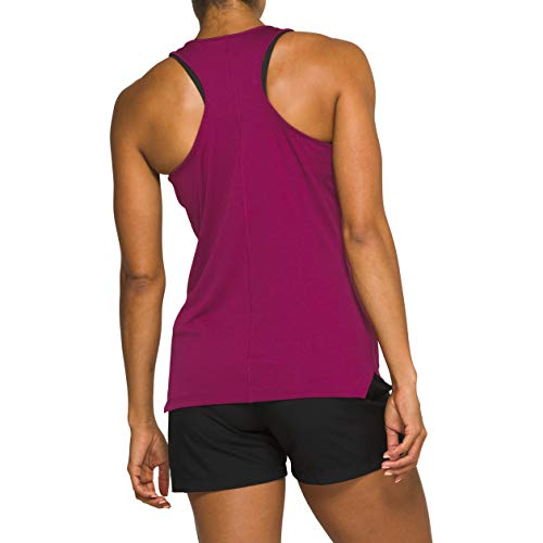 Asics Silver Tank Camiseta sin Mangas, Mujer, Dried Berry, S