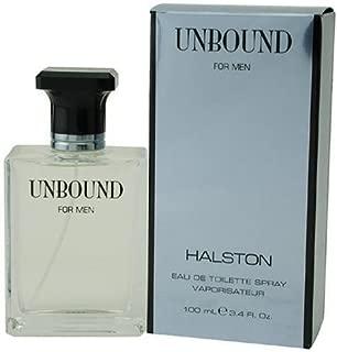 Halston Unbound By Halston For Men. Eau De Toilette Spray 1.7 OZ