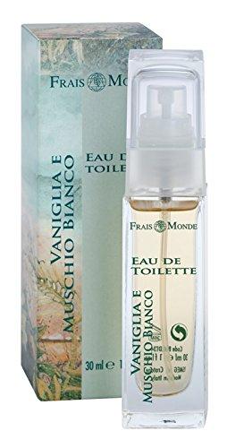Frais Monde Eau de Toilette Vanilla/White Musk 30 ml