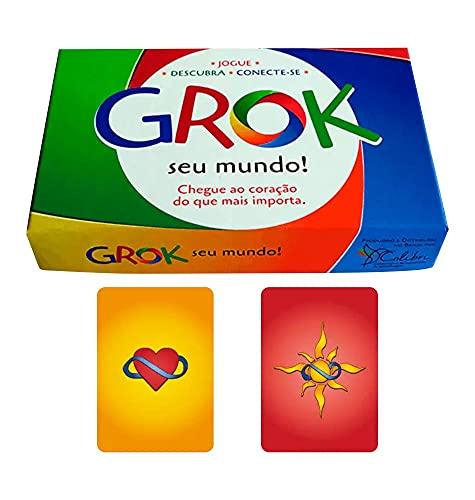 Jogo Grok - Comunicação Não-Violenta e Empatia