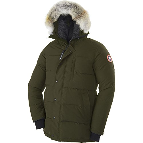 Price comparison product image Canada Goose Carson Down Parka - Men's Military Green,  XS