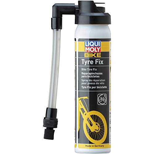 LIQUI MOLY 6056 Bike Tyre Fix, 75ml