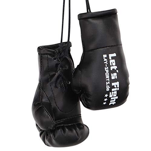 Bay Sports Bay® Mini Boxhandschuhe Paar schwarz