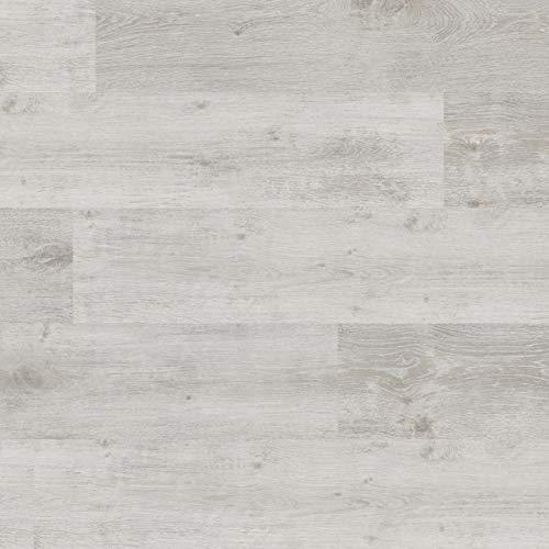 Kaindl Klick Laminat | Bodenbeläge Laminat in vielen Ausfürhungen Eiche hell Eiche nordisch Eiche grau und dunkel (Classic Touch | 7mm, Grau | Eiche Fiorano)