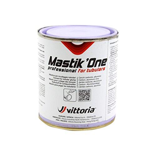Vittoria Mastik' One Prof Tubular Rim Cement Can, Clear single