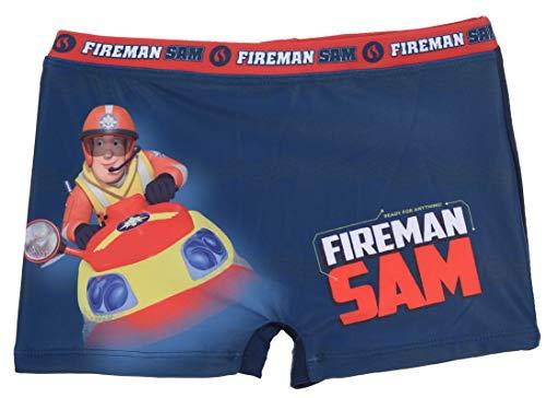 Feuerwehrmann Sam Jungen Badehose