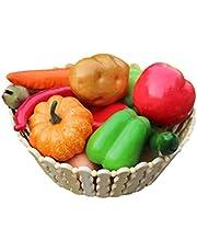 食品サンプル 食品模型 [ 12種類セット / 野菜 / & / タマゴ/模型/ディスプレイ/キッチン/おままごと/おもちゃ ] 【BELSUS正規品】