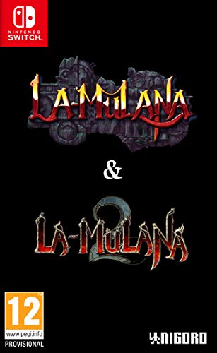 La Mulana 1 & 2 - Hidden Treasures Edition