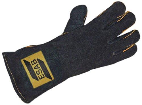 Guante soldador de cruz negro ESAB Heavy Duty Black (0467222007)