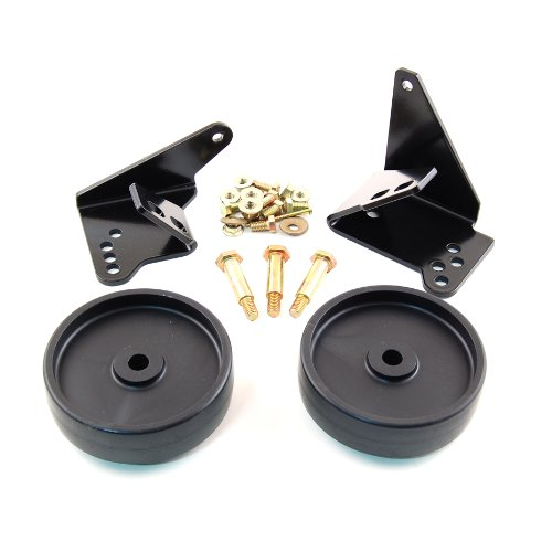 MTD Genuine Parts OEM-190-183 Wheel Kit for 38-Inch and 42-Inch Decks 2009 and Prior