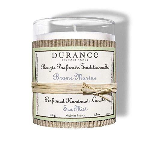 Durance de Provence - Vela perfumada hecha a mano, aroma a mar