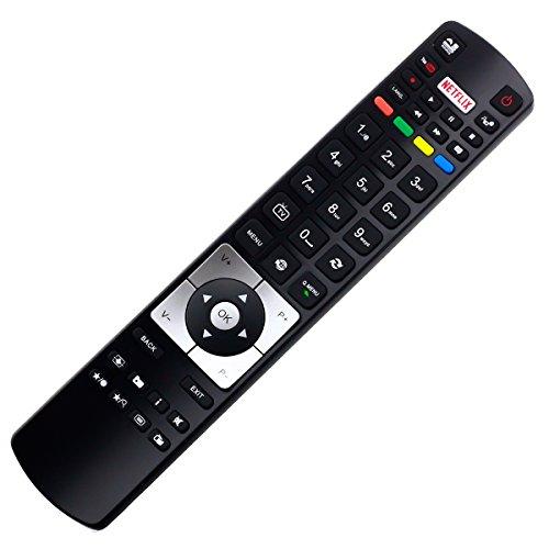 Ersatz Fernbedienung Remote Control für Telefunken Fernseher TV RC5118 RC-5118