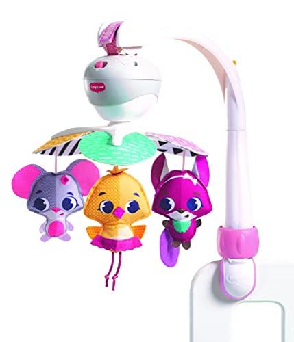 Tiny Love Princess Tales Brinquedo Móvel, Multicor, 0+ Meses