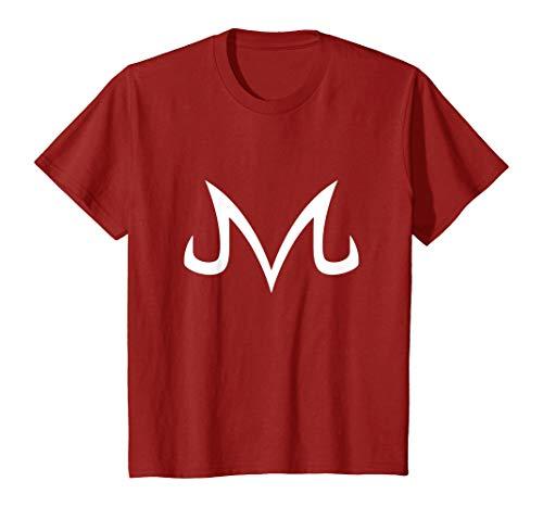 HUANGSRE Majin Symbol Shirt 2XL|Cranberry|Men