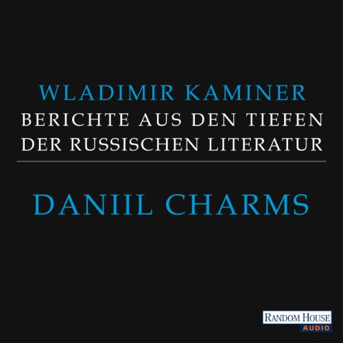 Daniil Charms audiobook cover art