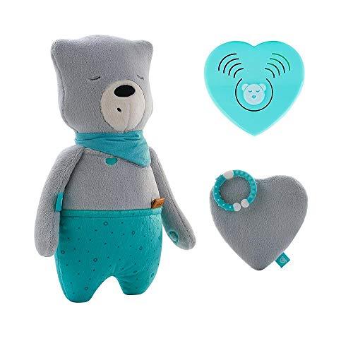 myHummy Baby Einschlafhilfe Geräusche Bär