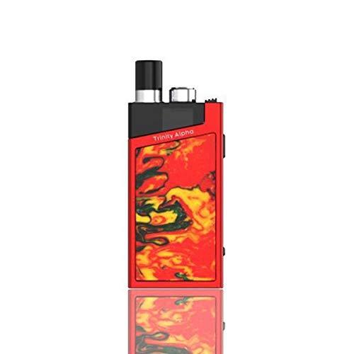 SMOK TRINITY ALPHA 30W SISTEMA DE POD - Sin Nicotina (Rojo)