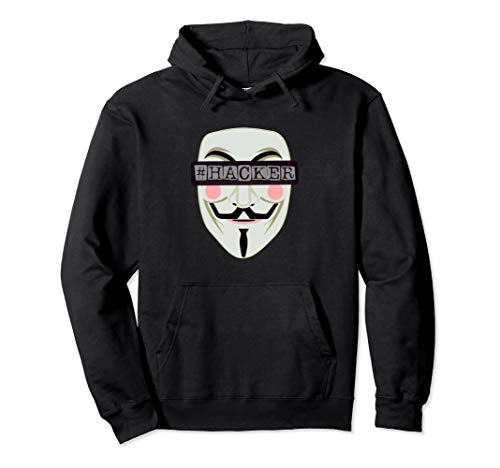 Anonymous Project Zorgo Game Master PZ1 Mask Hacker Pullover Hoodie