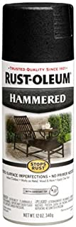 Rust-Oleum 7215830 7215-830 Spray Paint, Each, Black