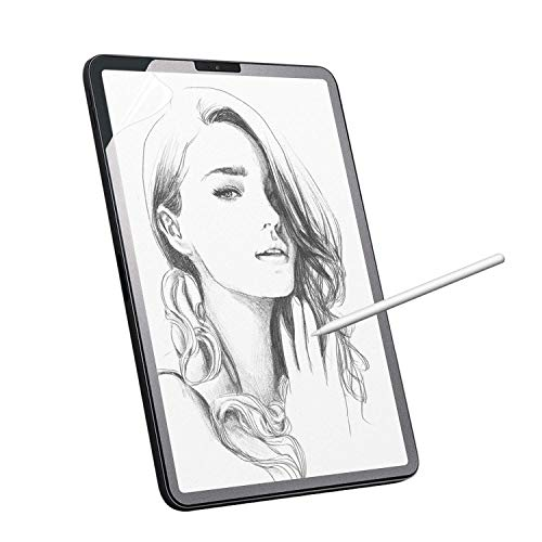 Nillkin Write Like Paper Screen Protector Compatible With iPad Air 3 2019/iPad Pro 10.5 2017,Write, Draw and Sketch with the Apple Pencil Like on Paper Matte Screen Protector