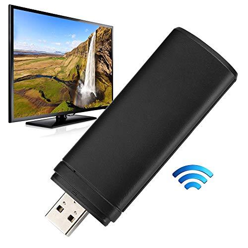 Adaptador LAN inalámbrico de Banda Dual 300Mbps USB WiFi Ralink RT3572 Dongle 2.4G/5Ghz WIS12ABGNX WIS09ABGN para Samsung Smart TV