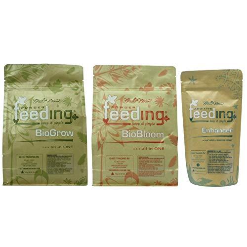 Green House - Fertilizzante Powder Feeding Kilo